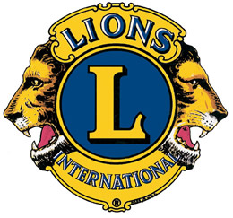 Logo for Lions Club